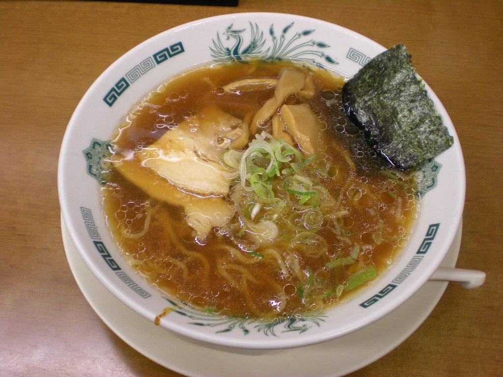 日高屋赤羽店 中華そば 001.jpg