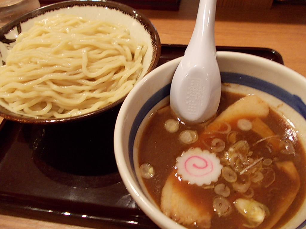 山岸一雄製麺所 つけ麺 002.jpg