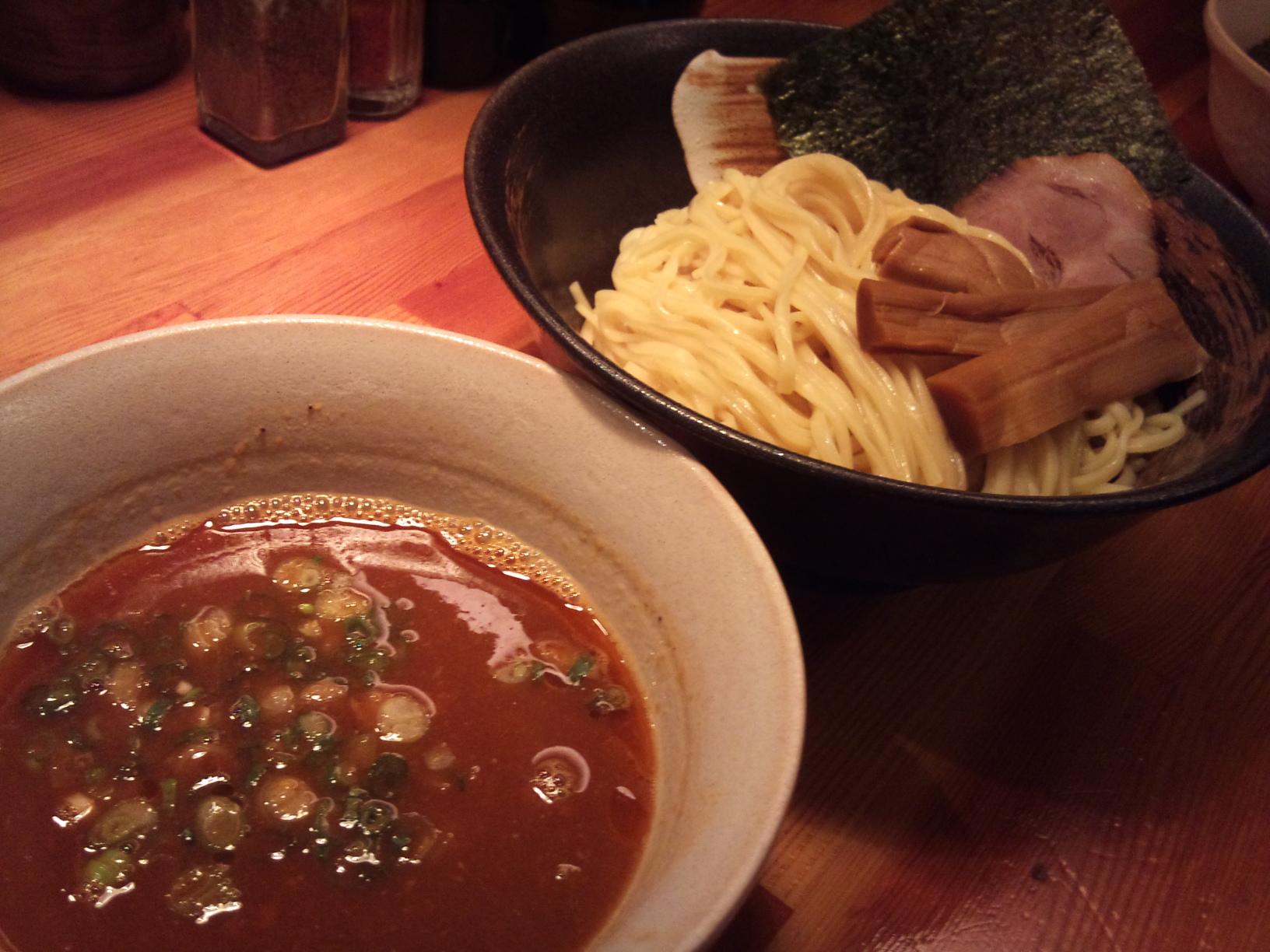 瞠 伊勢海老つけ麺 002.jpg