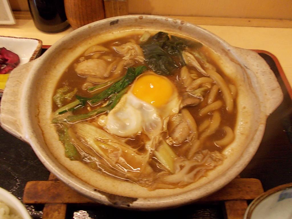美美津 味噌合鴨鍋うどん 003.jpg